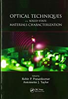 Optical Techniques for Solid-State Materials Characterization