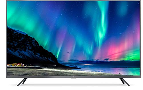 Xiaomi Mi Smart TV 4S 43' 4K LED, Tuner Triplo, Android TV 9.0, Telecomando con Microfono, Pulsante Video e Netflix