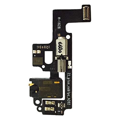 MENGHONGLLI Partes de reparación de teléfonos celulares Lenovo ZUK Z2 Auricular Jack Flex Cable Nuevo