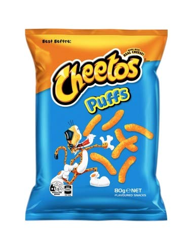 Hojaldres Cheetos 80g x 15