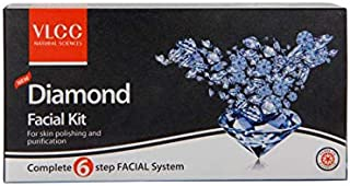 VLCC Diamond Facial Kit - 60g SD - With Complementary Gifts!!