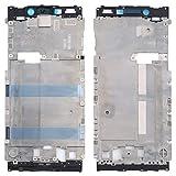 LIANTIAN Nokia Repair Parts Middle Frame Bezel Plate for Nokia 6.1/6 (2018) TA-1043 TA-1045 TA-1050 TA-1054 TA-1068 (Black) (Color : Black)