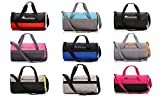 sports bag gym bag 25 L holdall shoe compartment pocket men women duffel