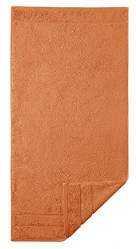 Egeria Handtuch PRESTIGE 190, Handtuch 50x100cm l Kumquat