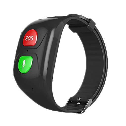NXW Cuidado De Los Ancianos Regalo Parental Reloj GPS Pulsera GPS Botón Sos Grande 24 Horas Rastreador En Tiempo Real Cerca Eléctrica Prueba De Frecuencia Cardíaca Marcador Automático Llamada