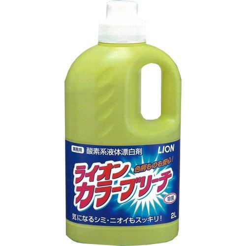 カラーブリーチ 2Lボトル 6本