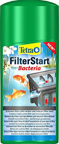 Tetra Pond FilterStart, 1er Pack (1 x 500 ml)