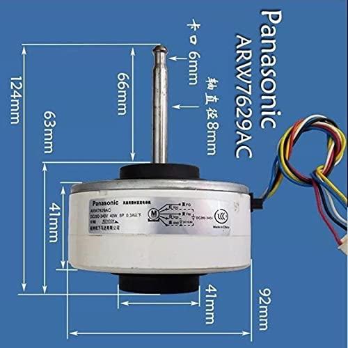 WUYANZI 1 Piezas para inversor de Aire Acondicionado Motor DC ARW7629AC DC280-340V 30W Piezas de Aire Acondicionado Panasonic ARW7629AC