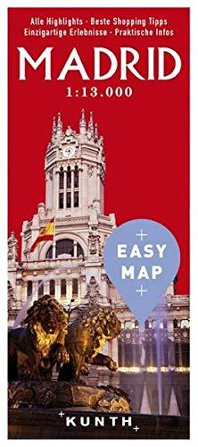 EASY MAP Madrid: 1:13.000