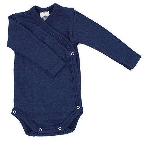 Cosilana Pantalon pour b/éb/é avec ceinture 70/% laine et 30/% soie kbT
