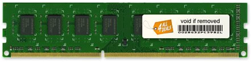 8GB 2X4GB Memory RAM for Dell PowerEdge T110, R210, T710, T310, R310 240pin PC3-10600 1333MHz DDR3 UDIMM Memory Module Upgrade