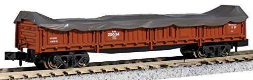 KATO Nゲージ トキ25000 (積荷付) 8017-1 鉄道模型 貨車