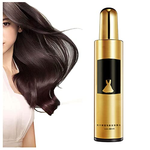 XZZS No-Wash Conditioner Sprays Hair Nutrient, Solution To Moisturize Soft Hair And Repair Itchy, Dry And Damaged Scalp Hair (230ml)