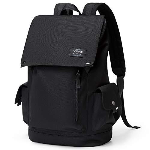 Mochila para portátil de viaje, bolsa antirrobo, para mujeres, hombres, adolescentes, ajuste portátil de 15,6 pulgadas