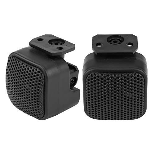 Auto Audio Lautsprecher, Universal 12V DC Super Power Lautsprecher für lautes Autoradio, 1 Paar