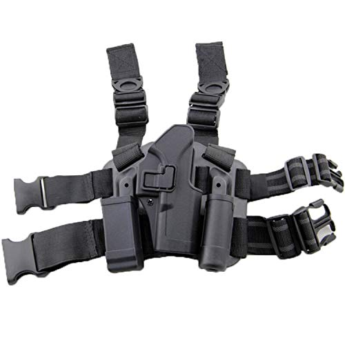 LIVIQILY Tactical Leg Holster Right Hand Paddle Thigh Belt...