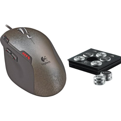 New - G500 Gaming Mouse by Logitech Inc - 910-001259