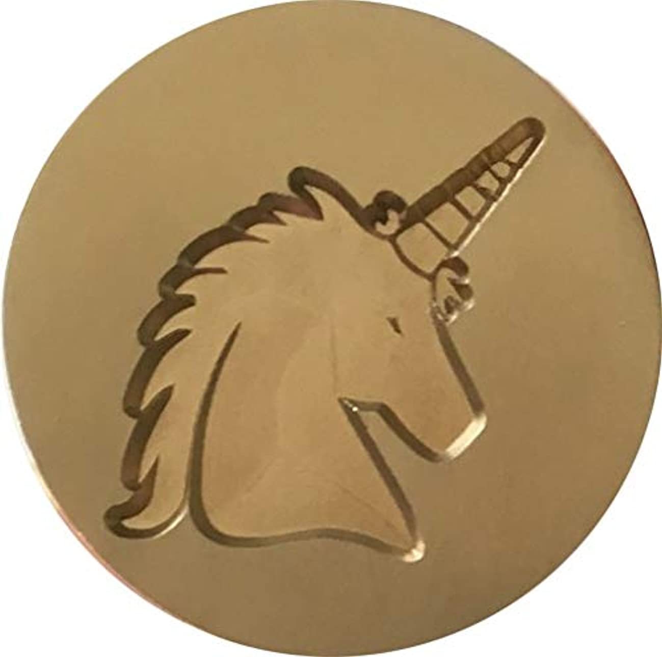 Unicorn Head 7/8