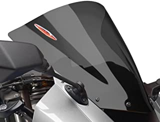 Powerbronze 400-K123-002 dark tint Airflow (double bubble) screen to fit Kawasaki NINJA 250R
