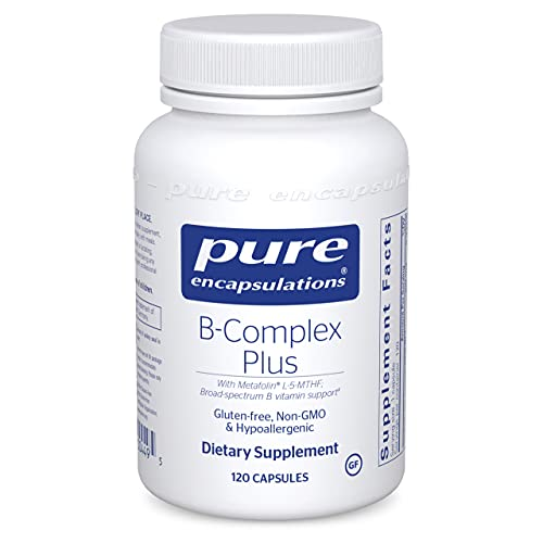 Pure Encapsulations - B-Complex Plus - Balanced B...