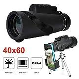 Funnyrunstore Lightweight Pocket Focus Zoom Telescopio monocular 10x25 Senderismo Caza Camping Deportes al Aire Libre Viajes Pr/áctico Alcance con Bolsa de Transporte