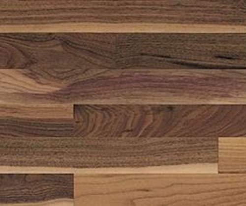 HORI® Quick Parkett 400 Nussbaum Schiffsboden 3-Stab versiegelt I für 25,98 €/m²