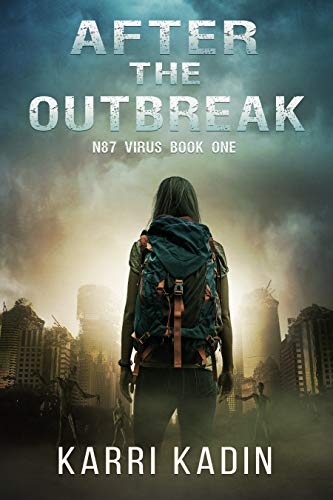 After the Outbreak (N87 Virus Book 1) by [Karri Kadin]