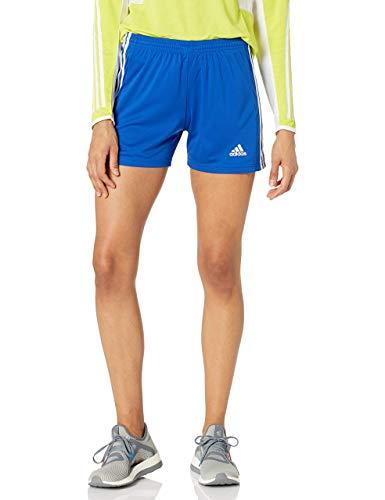 adidas,Womens,Squad 21 Shorts,Team Royal Blue/White,X-Large