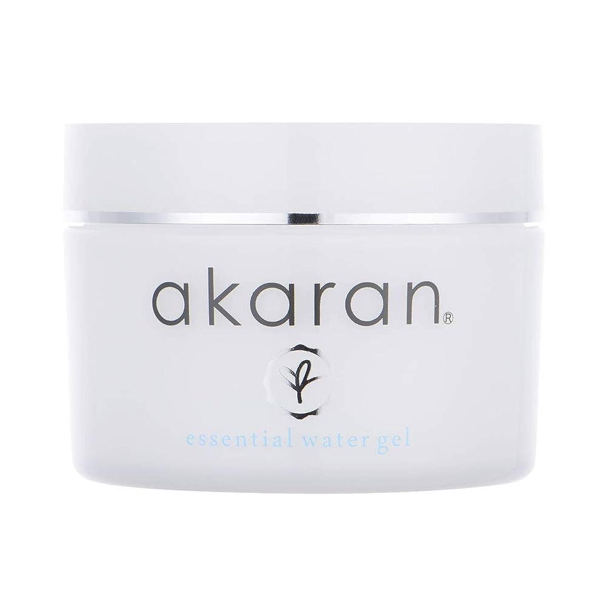 版蜜減らすアカラン エッセンシャルウォータージェル 120g オイルフリー 美容成分 無添加 高保湿オールインワン 敏感肌 乾燥肌