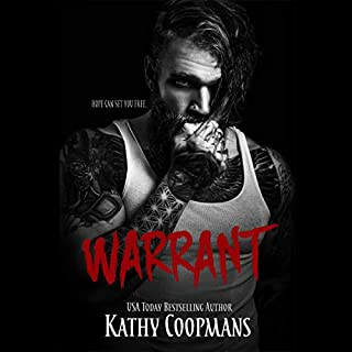Warrant     A Vindicator Series Novel, Book 2              By:                                                                                                                                 Kathy Coopmans                               Narrated by:                                                                                                                                 Sarah Puckett                      Length: 8 hrs and 35 mins     15 ratings     Overall 4.7