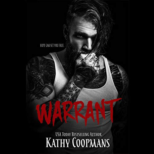 Warrant audiobook cover art