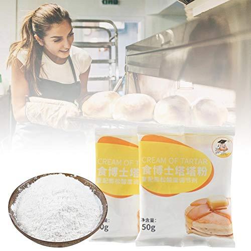 3 STKS Gist voor het maken van brood, Professionele bakkers Broodmeel, 50g broodgist Actieve droge gist Perfect voor broodmachines