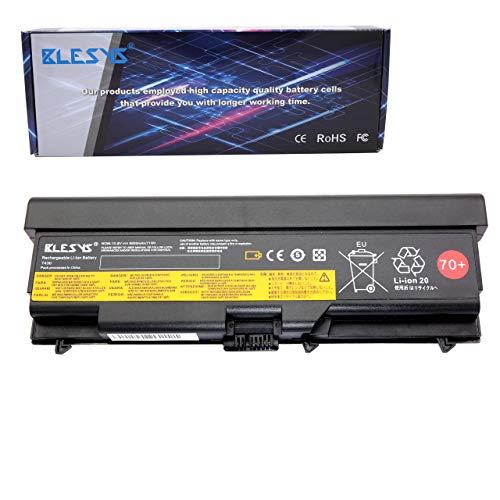 BLESYS 10.8V 6600mAh Kompatibel mit Lenovo ThinkPad L410 L412 L420 L421 L430 L510 L512 L520 L530 Serie 45N1107 45N1106 0A36302 0A36303 Laptop akku
