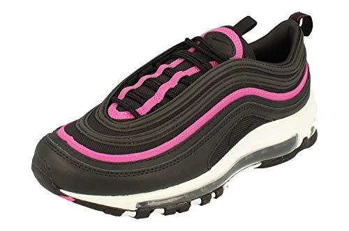 Nike Wmns Air MAX 97 LX Bv1974-001, Zapatillas Mujer, Negro (Black Bv1974/001), 38 EU