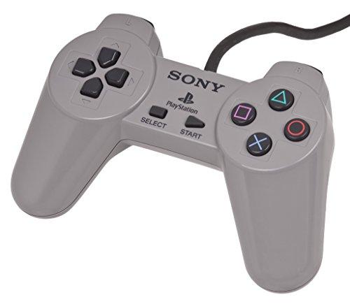 Sony Playstation Controller - Gray (Non-Dualshock)
