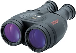 Canon 18x50 Image Stabilization All-Weather Binoculars w/Case, Neck Strap & Batteries