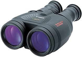 Canon 18×50 Image Stabilization All-Weather Binoculars w/Case, Neck Strap & Batteries