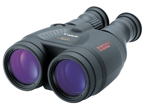 Canon 18x50 Image Stabilization All-Weather Binoculars