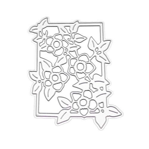 URIBAKY 1Pcs Metall Buchstabe Form Schneiden Schablonen DIY Sammelalbum Dekor Papier Karten, Metall Buchzeichen, Metall Lesezeichen als Geschenk Fuer Freunde (Schmetterling)