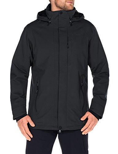 Vaude Altiplano Wool Parka Herren, Black, XXL, 402040105600