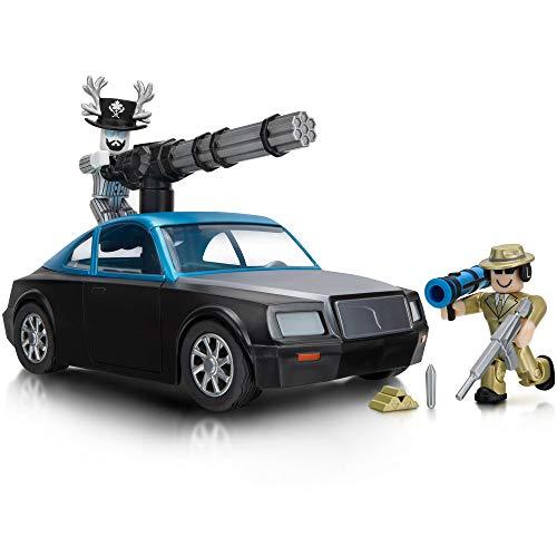 Toy Partner Roblox Action Collection - Jailbreak: El vehículo Celestial Deluxe [Incluye artículo Virtual Exclusivo] (Toypartner ROB0174)
