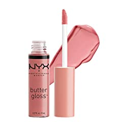 Color: Brown Item Condition: 100% authentic, new and unused. NYX Cosmetics Butter Lip Gloss Tiramisu. NYX Cosmetics Butter Lip Gloss Tiramisu: Buy NYX Cosmetics Lip Gloss - Add a little more sweetness to your lips with a touch of the Butter Lip Gloss...