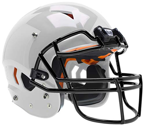 Schutt Sports Vengeance A9 Youth Football Helmet (Facemask NOT Included), White, XXS/XS