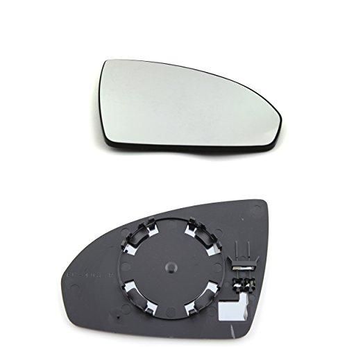 TarosTrade 57-0865-R-46799 Vetro Specchietto Retrovisore Lato Destro