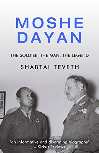 Moshe Dayan (English Edition)