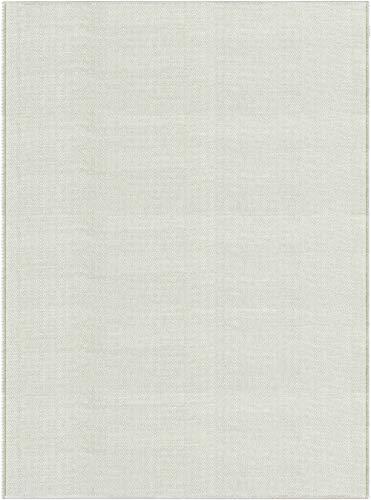 Plaid ekelund Decke kuscheldecke macy 090 130x175cm 100% Bio-Baumwolle gebürste