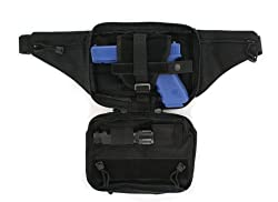 Concealment Fanny Pack - CCW Concealed Carry Gun Pouch with Holster