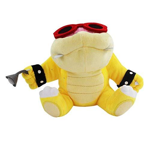 N/T Super Mario Bros 3D Land Bone Koopa Dragon Dark Bowser Lemmy Morton Roy Wendy Peluches Peluches Muñecas Regalos para Niños 17Cm