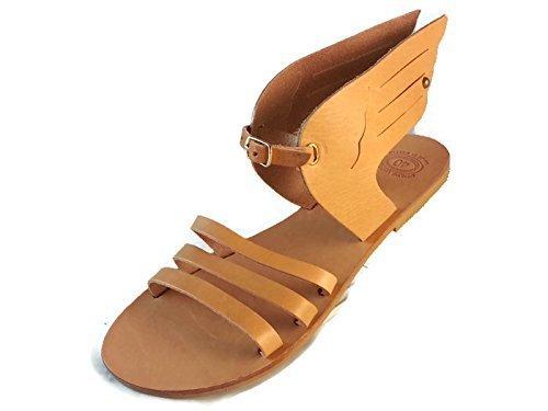 Leather handmade Greek Sandals