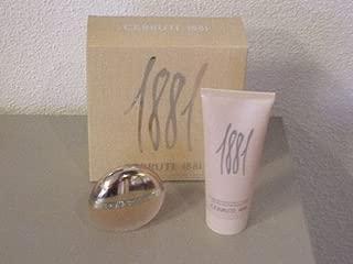Cerruti 1881 Femme Gift Set - 30ml EDT +100ml Bath & Shower Gel
